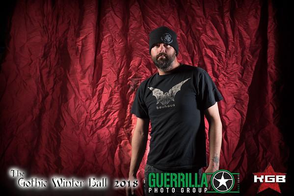 Gothic Winter Ball 2018