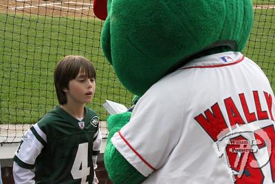 Wally — green monster
