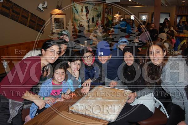 January 22 - Gingerbread Wars