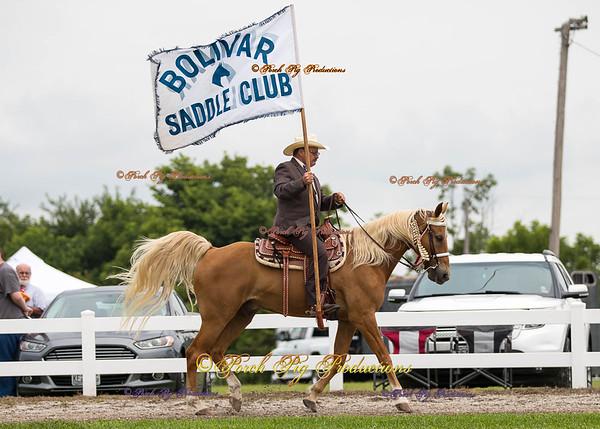 Opening Ceremonies Bolivar Saddle Club