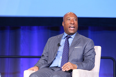 Fireside Chat : Media Mogul Byron Allen