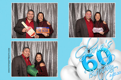 GLORIA'S 60th BIRTHDAY 1-20-20