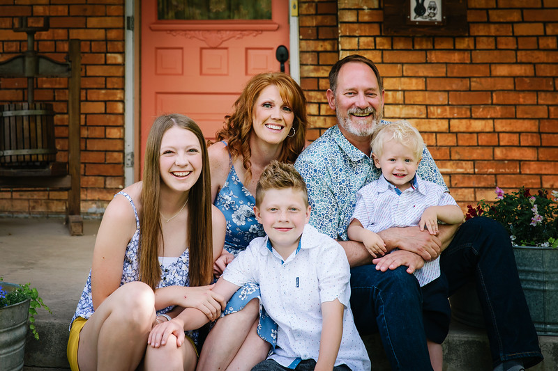 Sands-Biggs Family 2020