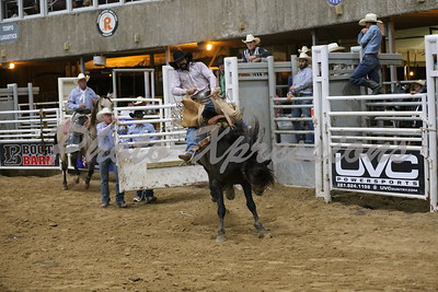 SADDLE BRONC RIDING Saturday September 30