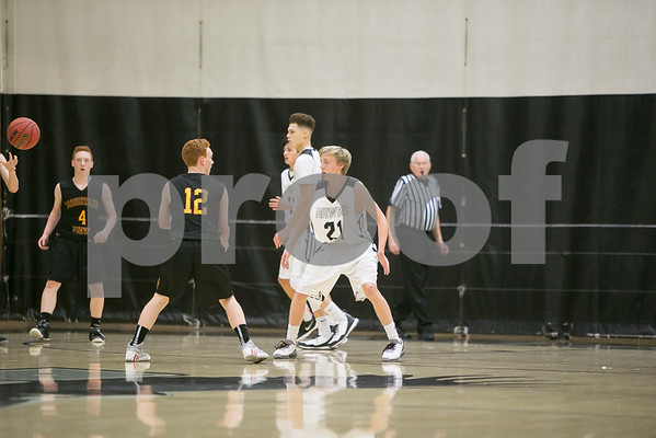 Alta vs Mountain View Boys JV  Basketball