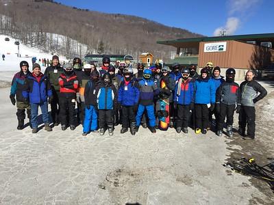 Skiing 2015