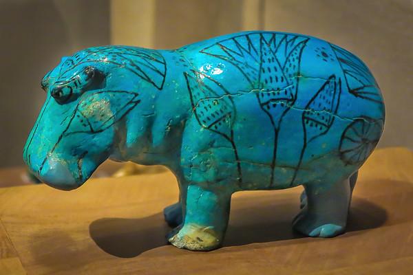 William The Hippo