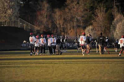 2013-03-21 BHS Lacrosse VS Providence
