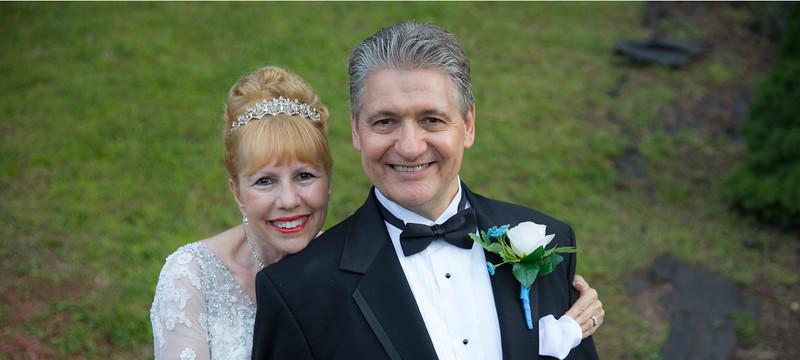 Carmel & Bill Wedding Photos