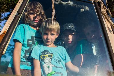 2020-08 - Bieszczady - Letnie plenery rodzinne