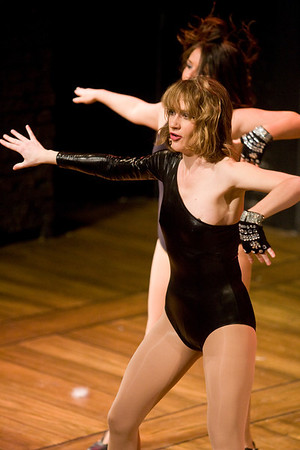 SRT Burlesque Performance