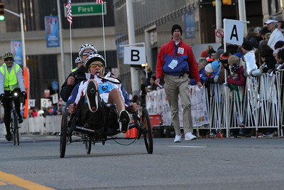 Pushrim/Handcycle - 2014 Detroit Marathon