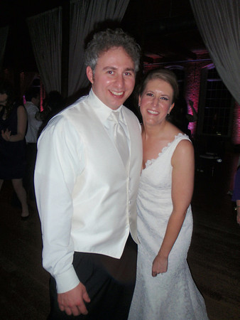 Kris and Roy Bowman's wedding - 11/19/11