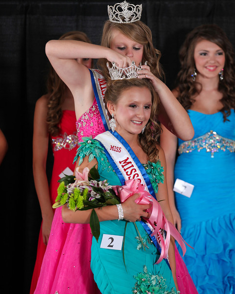 Miss Missouri Collegiate, High School, and Jr. Hi America