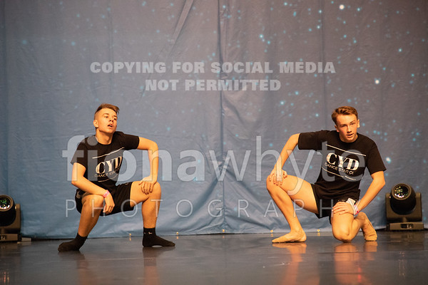 CYD? Dance Stars Rehearsals