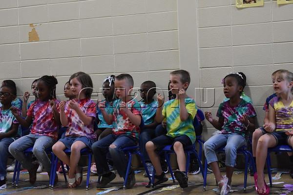 Kindergarten End of Year Progam