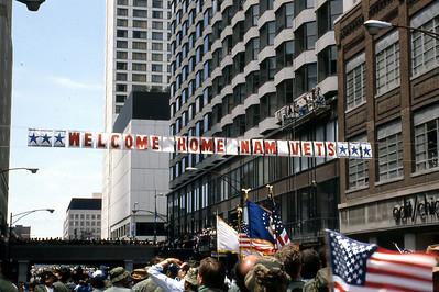 Welcome Home Parade
