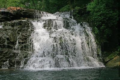 Rutledge Falls, Tullahoma