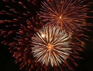July 4 Weekend Fireworks