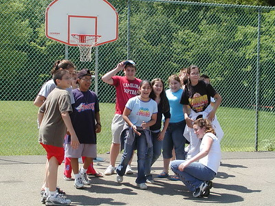 Summer Camp Monday - June 20, 2003