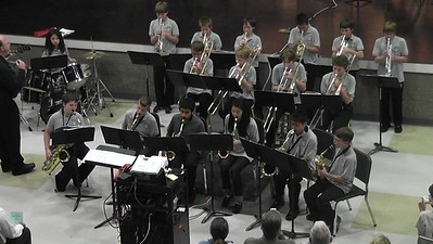 Lucas - Beaver Lake Jazz Band