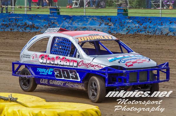 1300 Stockcars 2021 English Championship