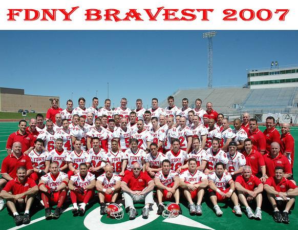 2007 Bravest Staff