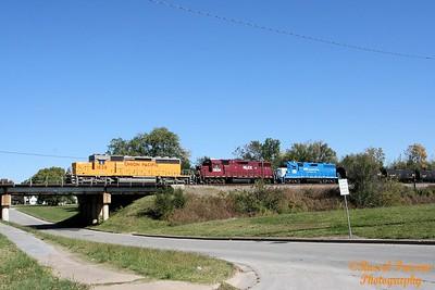 October 31, 2014 - Parsons & Coffeyville, Kansas