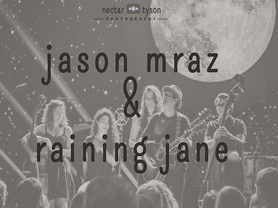 Jason Mraz & Raining Jane - YES! Tour