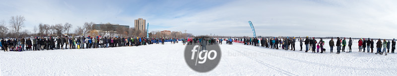 2-6-16 Loppet Festival - Chuck and Don's Skijoring Loppet
