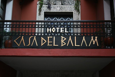 Hotel Casa del Balam