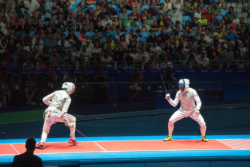 Rio Olympics 07.08.2016 Christian Valtanen _CV44922