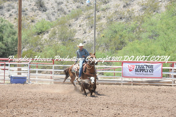 Sr Calf Roping