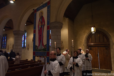 2016 Christ the King procession photos