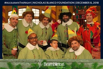Nicholas Blanco Foundation Holiday Party 2018