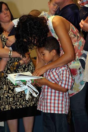 Dedication August 14, 2011: Enriquez Family