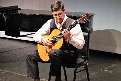 2018 25 April Faculty Recital