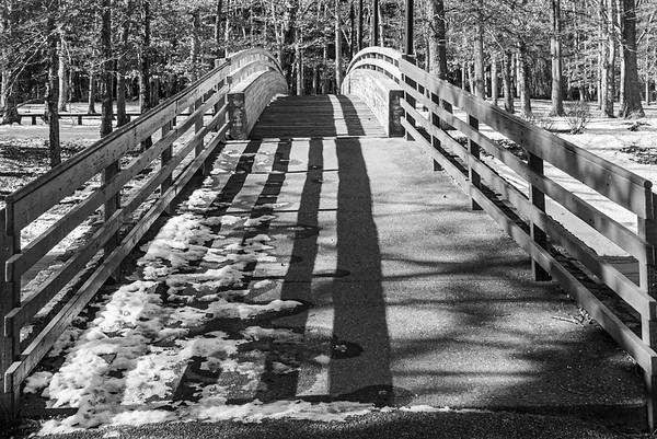 Goddard Park in Winter