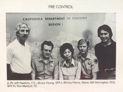 1976 CDF History Book