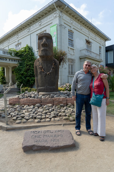 Full-Day Tour of Valparaiso Port and Viña del Mar from Santiago