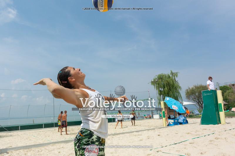 """5ª Edizione Memorial """"Claudio Giri"""" presso Zocco Beach San Feliciano PG IT, 25 agosto 2018 - Foto di Michele Benda per VolleyFoto [Riferimento file: 2018-08-25/_DSC2398]"""