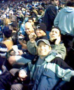 Raiders Patriots Game 2003