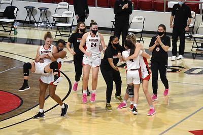 Women's Basketball vs. St. Joseph's_COVID