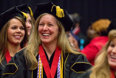 2017 May Graduate Students Commencement