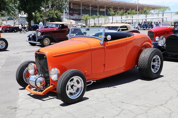 52nd LA Roadsters Show in Pomona, CA - June 2016