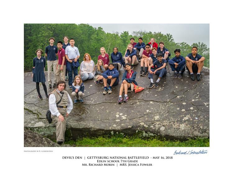 Gettysburg Framed Photo Choices 5-16-18