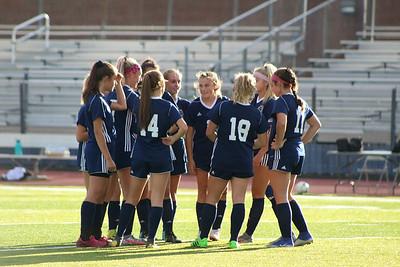 SH Girls Varsity Soccer vs Weatherly