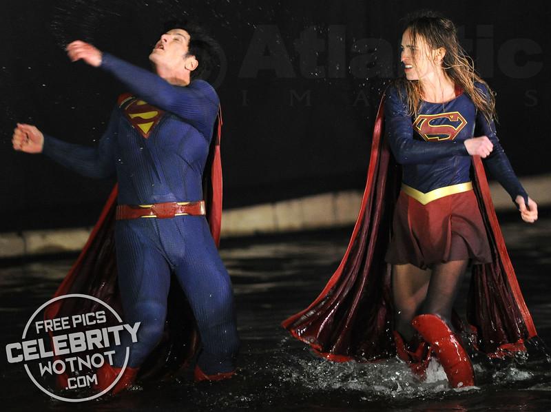 Supergirl Fights Superman in Season Finale!