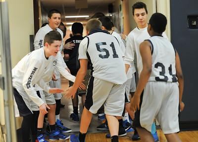 Boys Basketball 8th Grade