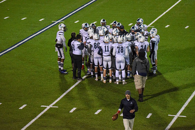 Varsity Football vs. SouthLake Christian (NCISAA D III Semifinals)